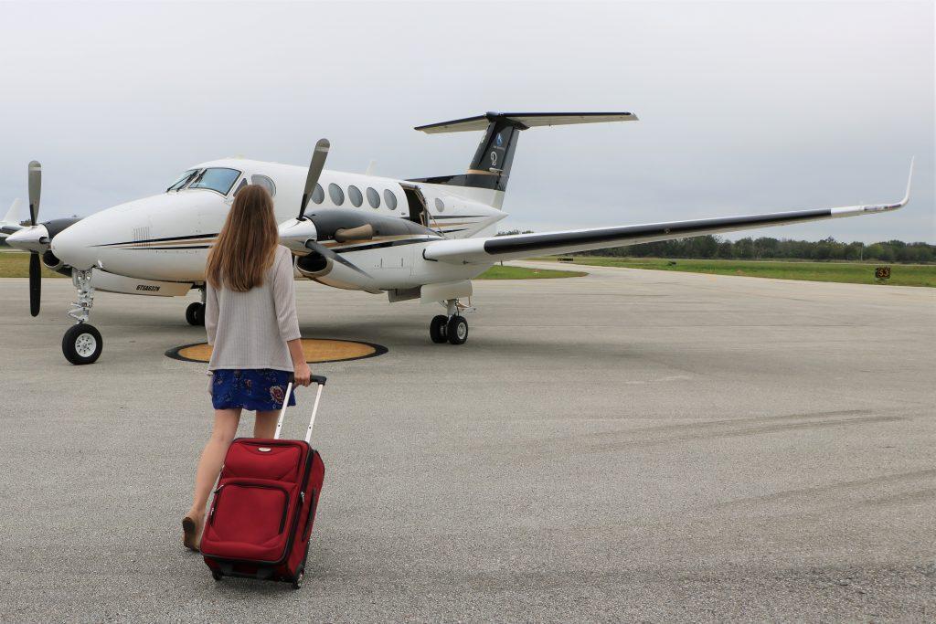 Scheduled Island Flight