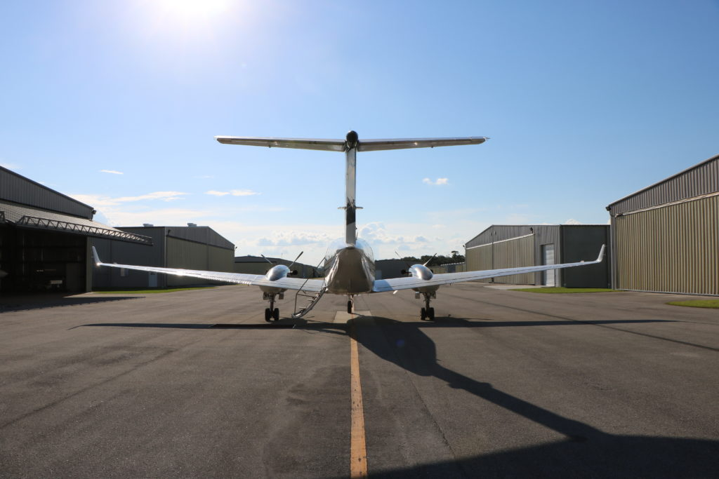 Flight to the Abacos - Air Unlimited
